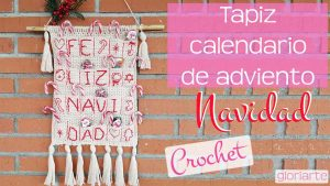 Tapiz Calendario de Adviento