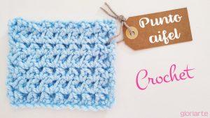 Punto fantasía #003 Punto Aifel Crochet