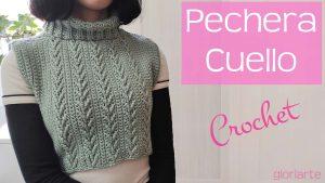 Pechera de Crochet
